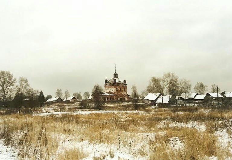 церковь Рождества Пресвятыя Богородицы в с. Вески